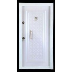 درب ضد سرقت سفیدI-017