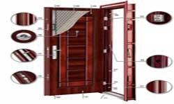 مواد متداول در ساخت دربها